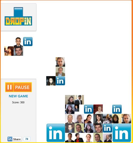 DropIn LinkedIn Profilfotos