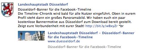 Timeline Fotos Düsseldorf