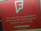 Foursquare Motto neue Kampagne