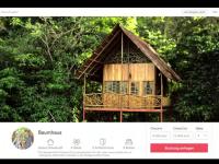 Airbnb Baumhaus Dschungelbuch